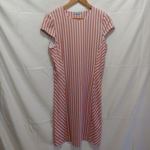 J. Mclaughlin Helena Striped Dress